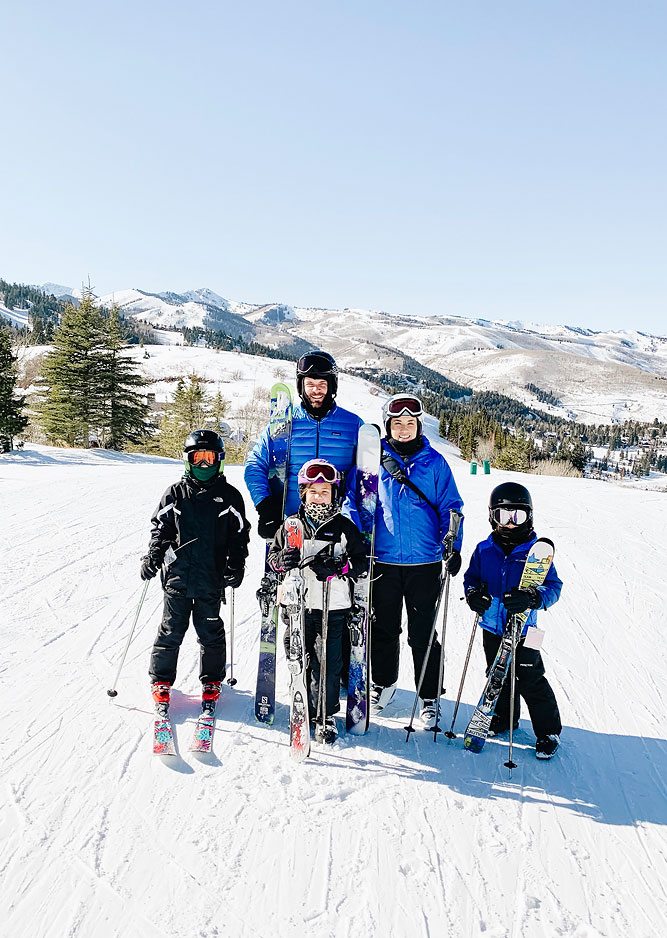 Best Kid Friendly Ski Resort Park City Deer Valley
