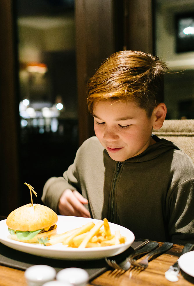 Kid Friendly Park City Restaurant Montage Deer Valley Apex