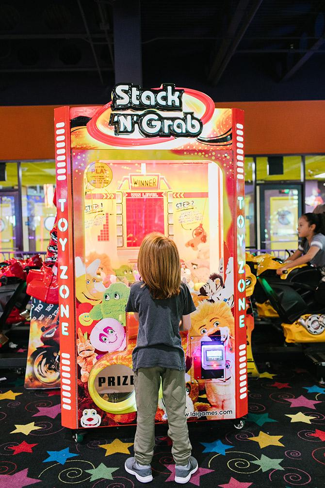 John's Incredible Pizza Arcade