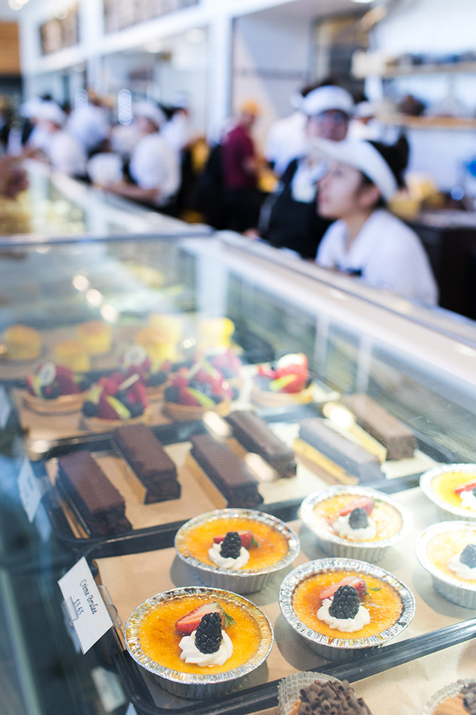 Portos Bakery Cafe Buena Park Pastries