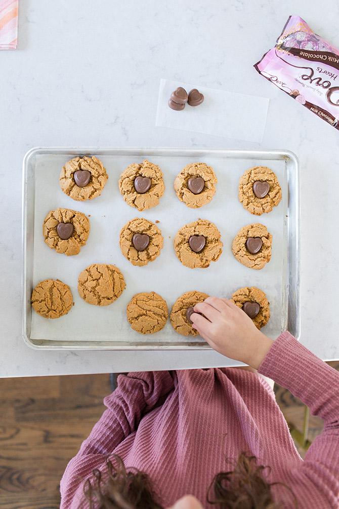 Valentine's Day Gluten Free Cookies