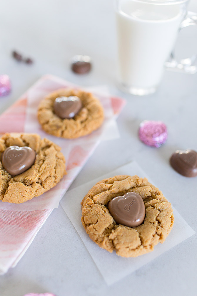 Gluten Free Chocolate Chip Cookie Recipe for Valentine's Day