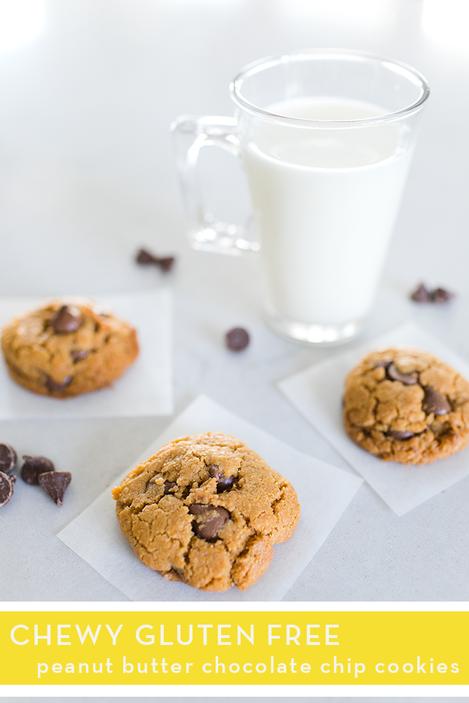 Gluten Free Chocolate Chip Cookie Recipe